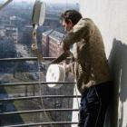Индивидуальная система спасения и эвакуации с высоты для жителей многоэтажек